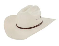 Larry Mahan - Straw Hat - Deming N - 10X