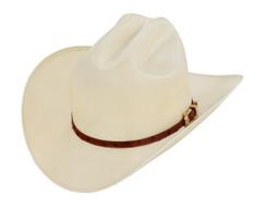 Larry Mahan - Straw Hat - Corona C