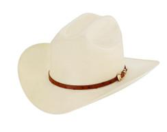 Larry Mahan - Straw Hat - Tucson C - 100X