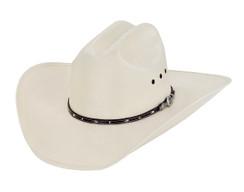 Larry Mahan - Straw Hat -10X - Silverado K