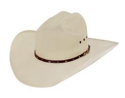 Larry Mahan - Straw Hat -10X - Silverado Tan