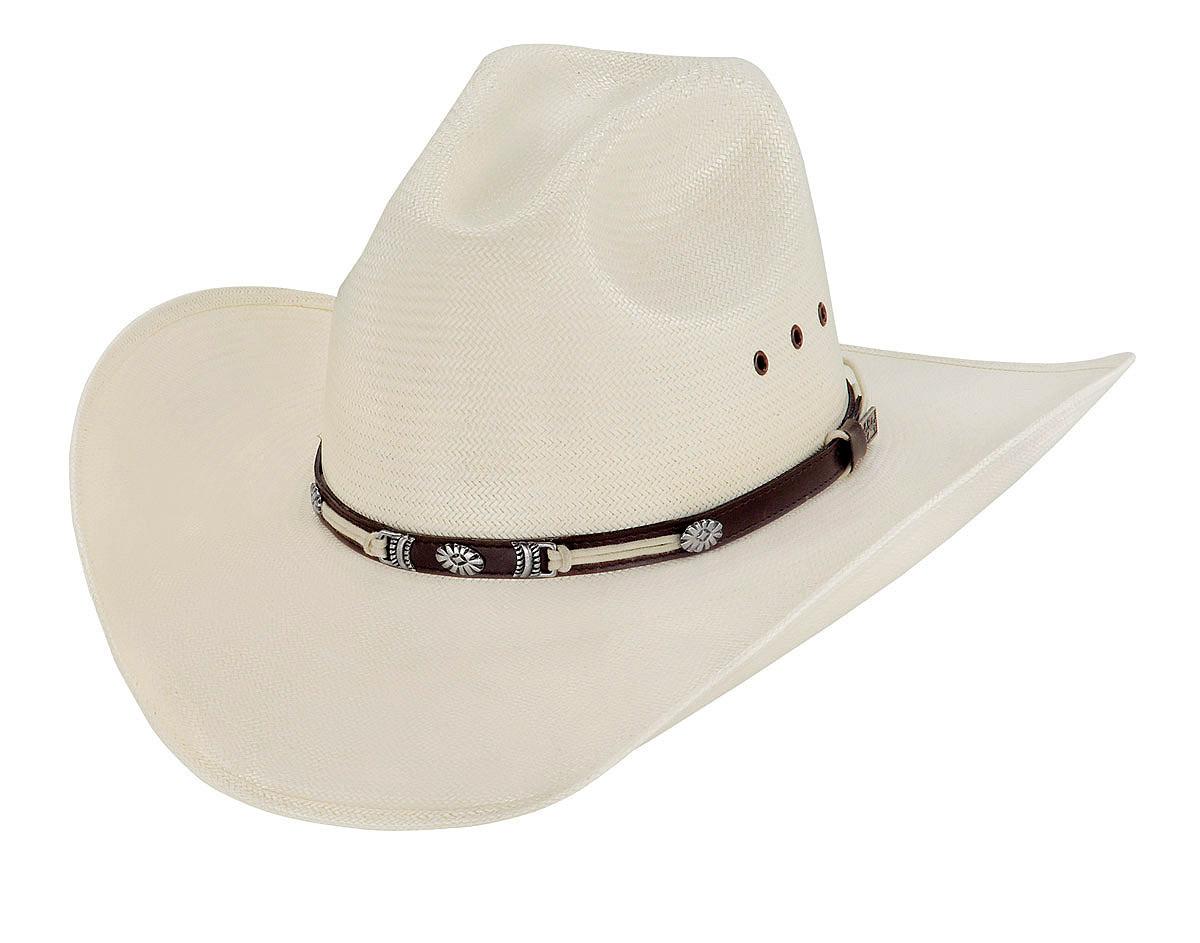 ... Larry Mahan - Straw Hat -10X - McCoy. Image 1 0d7e7e60785