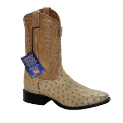 Oryx - Tony Lama Ostrich Boot - HMI French Toe
