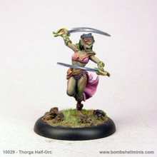 10029 - Thorga the Half Orc