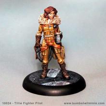 10024 - Tillie Fighter Pilot