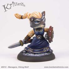 40012 - Managara, Viking Wolf