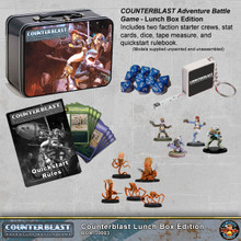 30003 - Counterblast Lunch Box Edition