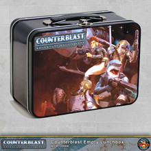 30004 - Counterblast Empty Lunch Box