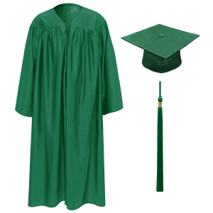 Hunter Little Scholar™ Cap, Gown & Tassel + FREE DIPLOMA
