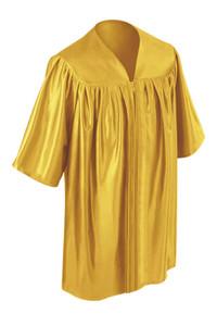 Antique Gold Little Scholar™ Gown