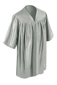 Silver Little Scholar™ Gown