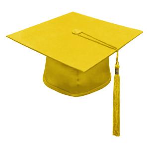Gold Little Scholar™ Cap & Tassel