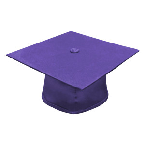 Purple Little Scholar™ Cap