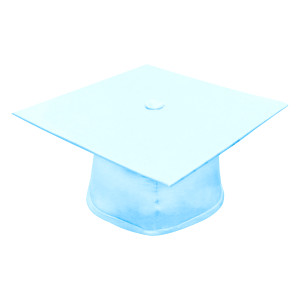 Light Blue Little Scholar™ Cap
