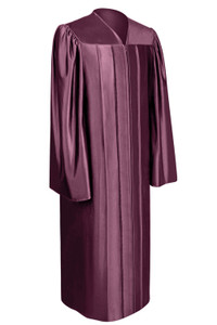 Maroon One Way™ Gown
