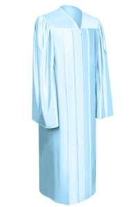 Light Blue One Way™ Gown