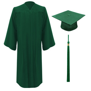 Hunter Executive™ Cap, Gown & Tassel