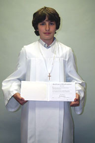 CONFIRMATION RENTAL GOWN PACKAGE #2