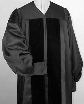 HERALD PULPIT ROBE