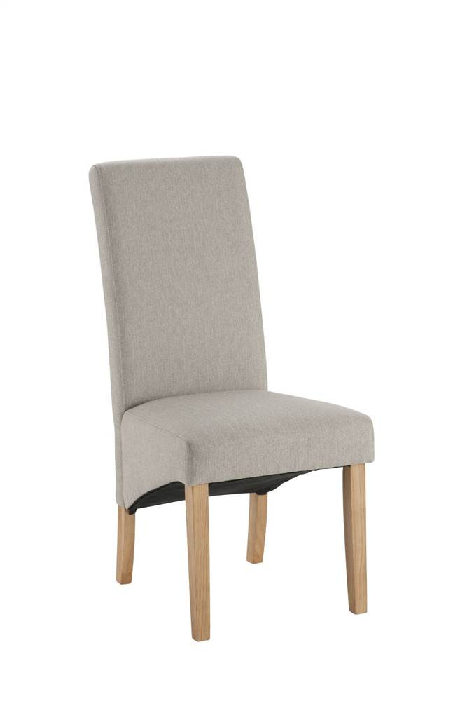 Spencer Dining Chair Natural Ideal Furniture