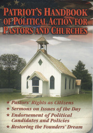 Patriot's Handbook of Political Action for Pastors and Churches - Booklet