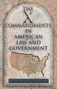 Ten Commandments in American Law and Government – Booklet
