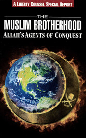 The Muslim Brotherhood: Allah's Agents of Conquest – Booklet