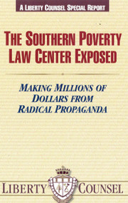 The Southern Poverty Law Center Exposed – Booklet