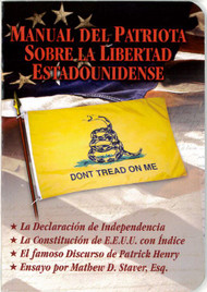 Patriot's Handbook [Spanish]: Manual del Patriota Sobre la Libertad Estadounidense - Booklet