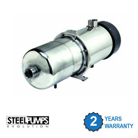 X-AMO**BHF Waterproof High Flow Multi-Stage Horizontal Pump comes with 2 Years warranty