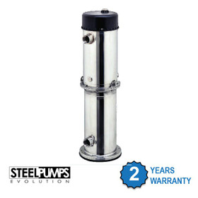 Powerful Multistage High Flow Vertical Pump with 2 Year Warranty.
