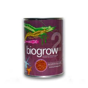 Biogrow® Formula 2 alimento nutricionalmente balanceada para satisfacer los requerimientos proteicos de las etapas de mysis y en su metamorfosis a postlarva