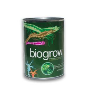 Spirulina Biogrow® es un alimento deshidratado por aspersión del alga cianofitos