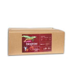 El Flake de Artemia Biogrow® color café es un alimento elaborado en Estados Unidos para ProAqua México con muy altos niveles de artemia frescongelada y deshidratada