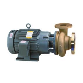 Bomba centrífuga marina Q-Pumps serie Z