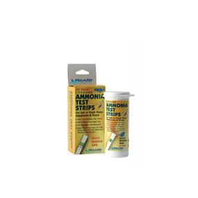 Tiras de prueba para Amonia Lifegard Acuatics