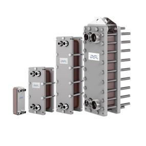 Intercambiador de calor de placas soldadas AXP Alfa Laval
