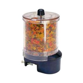 Alimentador para peces automático