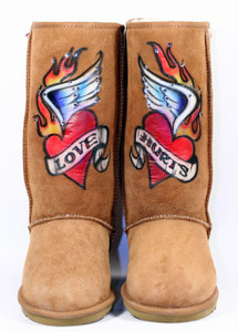 Penelope Wildberry Love Hurts Boot