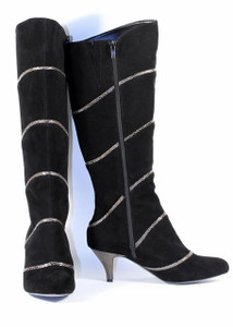 Sacha London Florence Suede Boot