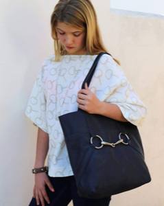 The Concour Equestrian Small Tote Bag