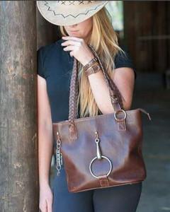 The Diva Equestrian Handbag