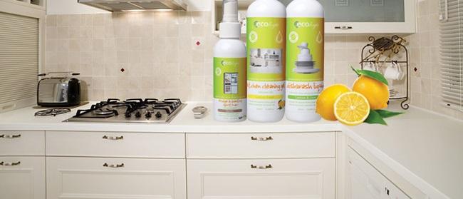 Ecologic Kitchen Cleaning Range