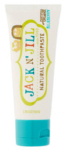 Jack N' Jill Kids Natural Toothpaste - Blueberry
