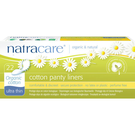 Natracare Organic Panty Liners - Ultra Thin