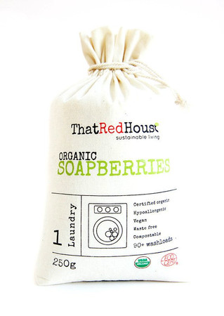 That Red House Organic Soapberries 250g