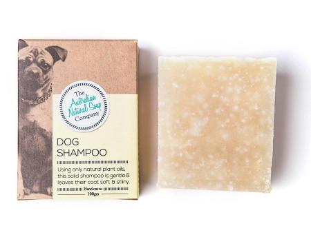Australian Natural Soap Company Dog Shampoo - with box