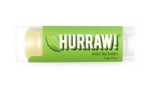 Hurraw! Organic Lip Balm - Mint