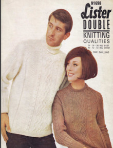 Vintage Traditional His and Hers Sweaters