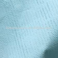 "Blue creped spunlace  quarter folded 12"" x 13""  Poly Bag 1000 pcs"